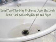 Natural Remedies Unclog Drains