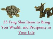 Feng Shui Items for Wealth