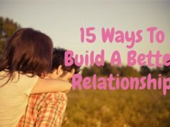 How to Build A Better Relationship