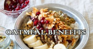 Health Benefits Of Eating Oatmeal