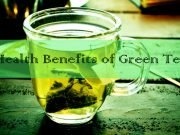Health Benefits of Drinking Green Tea