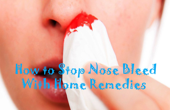 20 Easy Home Remedies To Stop Nose Bleeding In Children