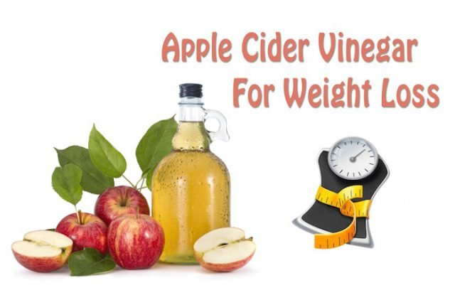 Miracles Of Apple Cider Vinegar For Weight Loss Burns