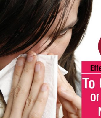 Home Remedies To Un-Stuff Your Nose Instantly