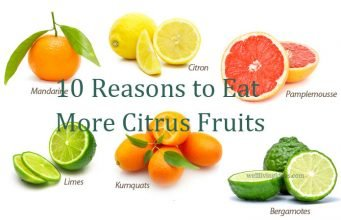 10 Reasons to Eat More Citrus Fruits