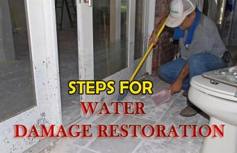 Solutions For Water Damage Restoration