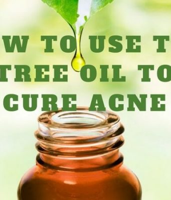 How To Use Tea Tree Oil To Cure Acne