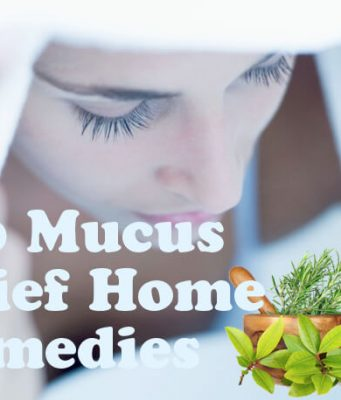 Home Remedies To Get Rid Of Flem and Mucus In The Throat