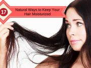 Natural Ways to Keep Your Hair Naturally Moisturized